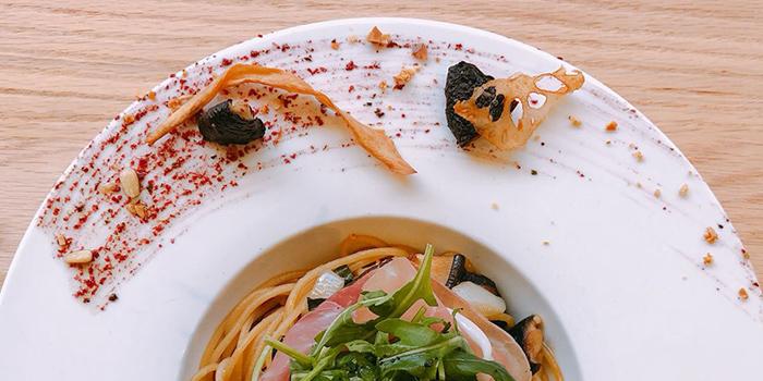 Pasta, Ulyssa by Aldou, Lai Chi Kok, Hong Kong