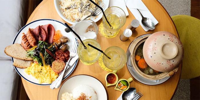 Dish 1 from Social Affair, Pantai Indah Kapuk