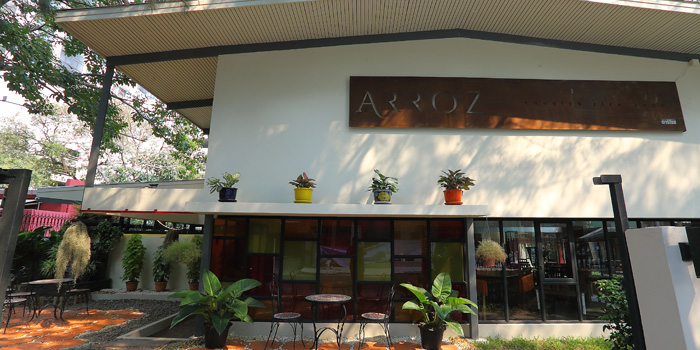 Ambience from Arroz Spanish Rice House at 112 Sukhumvit 53 Klongtan-Nua Wattana, Bangkok