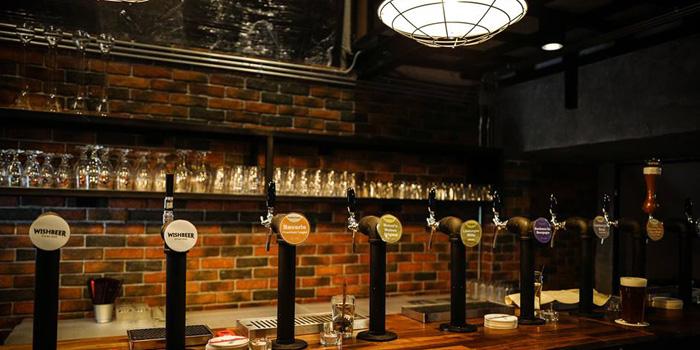 Beer Tap from Wishbeer Home Bar Thonglor at 91 Soi Sukhumvit 57 Klongtan Nua Wattana, Bangkok