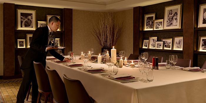 Dining Area, Theo Mistral by Theo Randall, Tsim Sha Tsui, Hong Kong