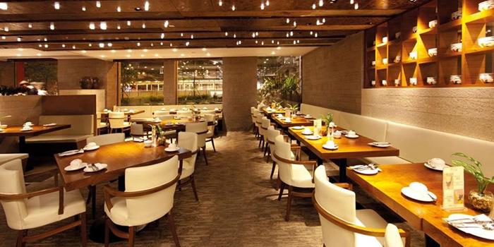 Dining Area, Mall Café, Tsim Sha Tsui, Hong Kong