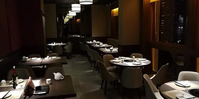 Dining Area, SiChuan Delicacy, Causeway Bay, Hong Kong