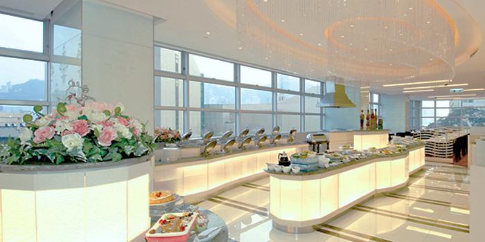 Dining Area, Salisbury Dining Room, Tsim Sha Tsui, Hong Kong
