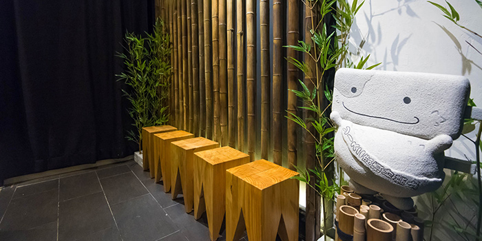 Exterior, Jan Jan Kushikatsu, Wan Chai, Hong Kong