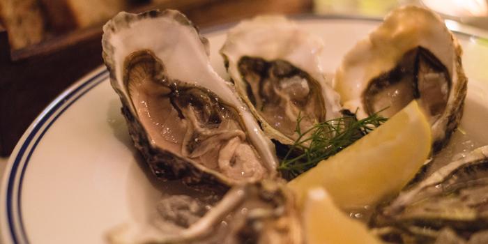 Fresh Oysters from Brasserie Cordonnier in Sukhumvit Soi 11, Bangkok