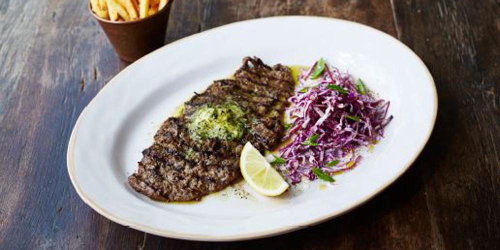 Italian Steak & Fries at Jamie