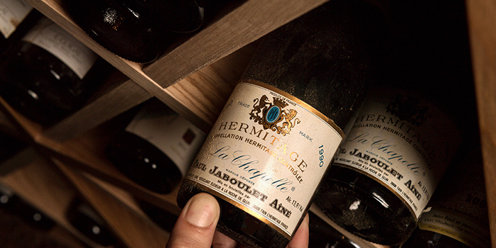 Vintage Hermitage from Ma Cuisine in Tanjong Pagar, Singapore