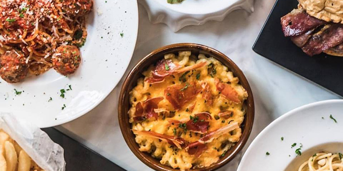 Mac and Cheese, Dose Restaurant and Bar, Central, Hong Kong
