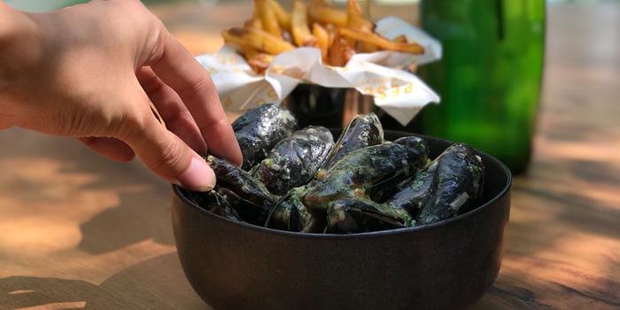 Mussels Bowl  from Pesca Mar & Terra Bistro at Ekkamai 12 Alley, Wattana, Bangkok