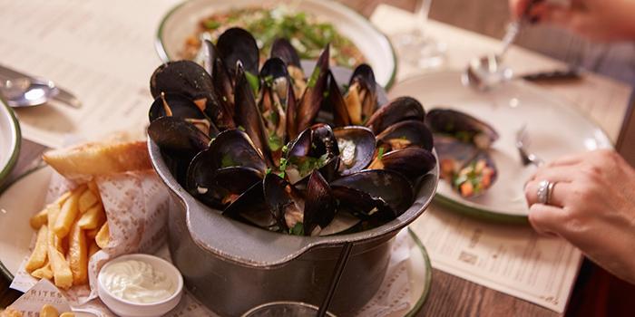 Mussel Pot, FRITIES Belgium on Tap, Quarry Bay, Hong Kong
