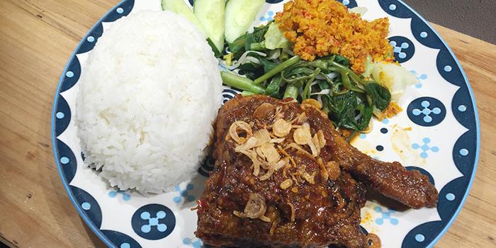 Nasi Campur Rendang, Kampoeng, Causeway Bay, Hong Kong