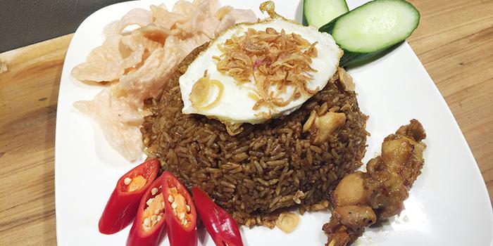 Nasi Goreng Special Kampoeng, Kampoeng, Causeway Bay, Hong Kong