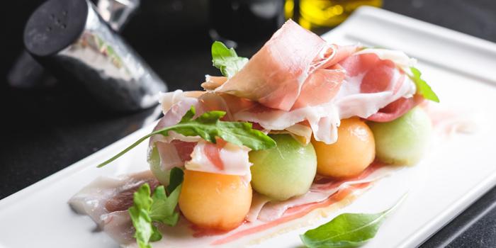 Parma Ham Melon from Giorgio