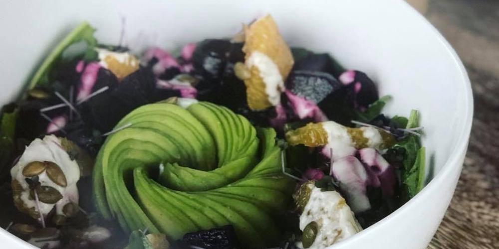 Dish 3 from The Avocado Factory, Canggu