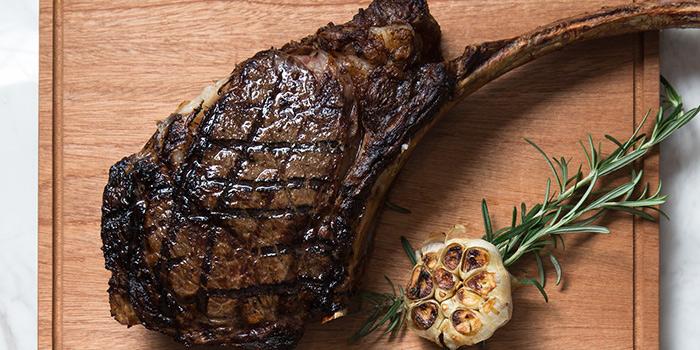 Rib Eye Steak, The Grill Room, Tsim Sha Tsui, Hong Kong