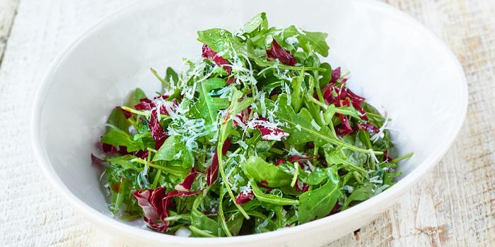 Rocket and Parmesan Salad at Jamie