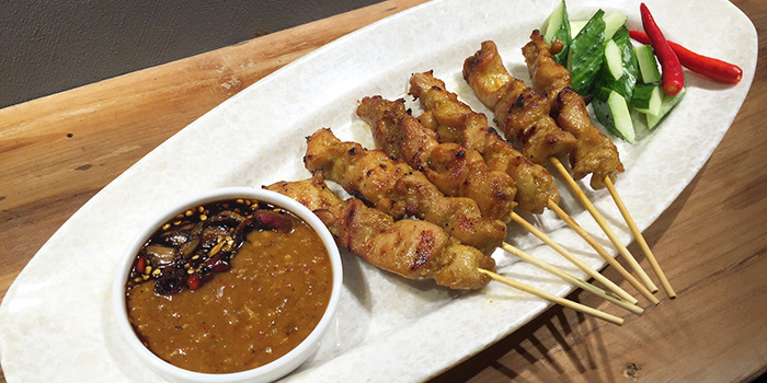 Sate Ayam, Kampoeng, Causeway Bay, Hong Kong