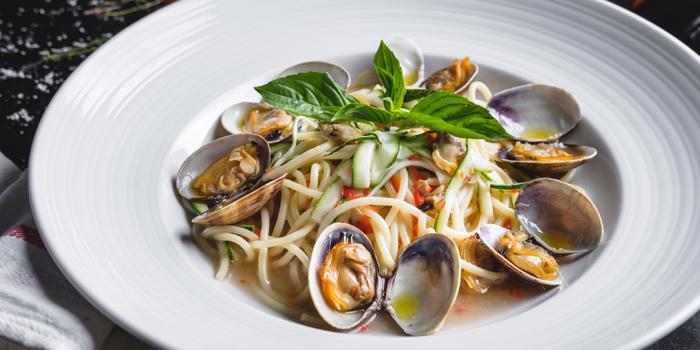 Spaghetti Vongole from Giorgio