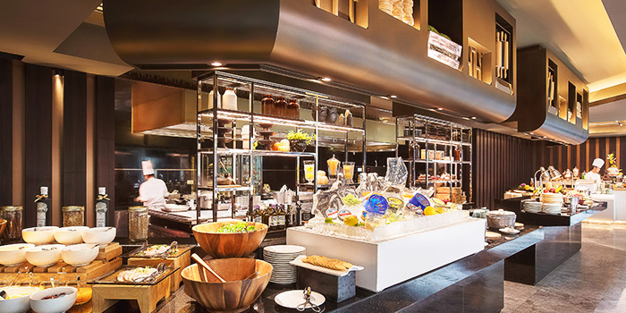 Sunday Champagne Buffet Brunch from Ash & Elm in InterContinental Singapore in Bugis, Singapore