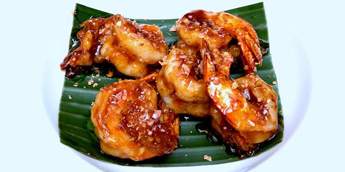 Udang Goreng Assam from True Blue Cuisine at Armenian Street in City Hall, Singapore