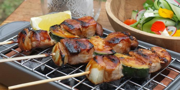 Dish 3 at Folk Pool & Gardens, Ubud