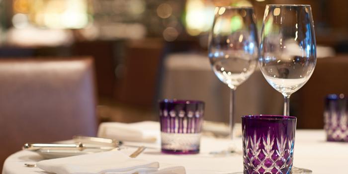 The Dining Table from Tables Grill Restaurant at Grand Hyatt Erawan, Bangkok