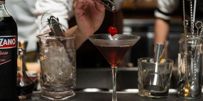 Cocktail at Union Plaza Senayan, Jakarta