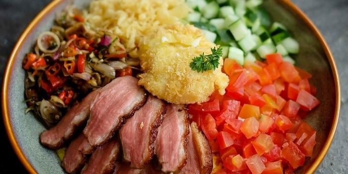 Dish 1 at BAE, Senayan City
