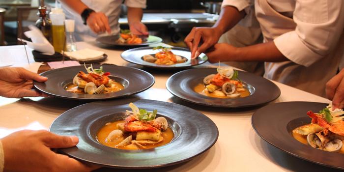Dish at Frestro & Bar