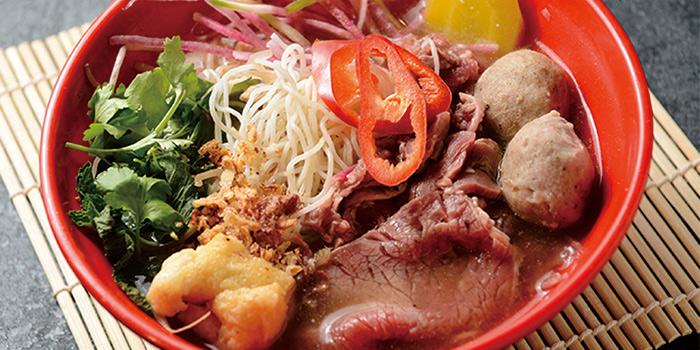 Laos Beef Soup, Sisombath Laos Restaurant, Central, Hong Kong