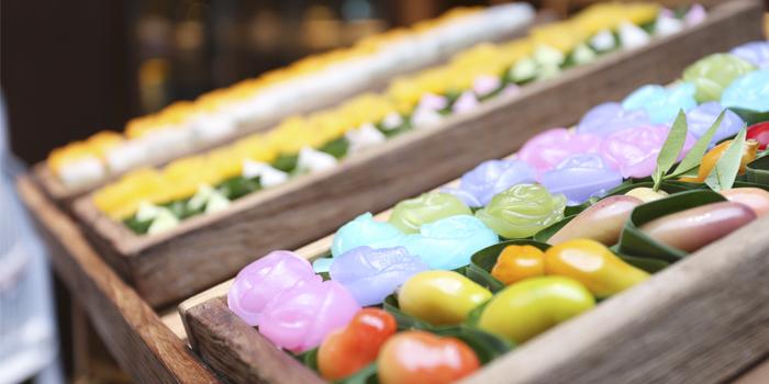 Thai Dessert Station from Goji Kitchen & Bar at Marriott Marquis Queen