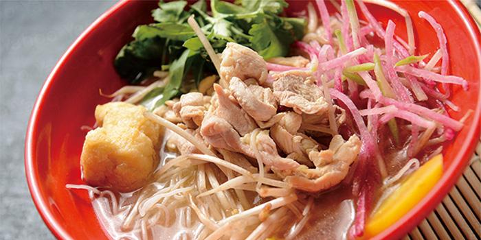 Laos Chicken Soup, Sisombath Laos Restaurant, Central, Hong Kong