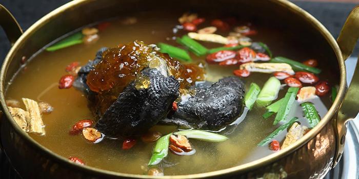 Deluxe Chicken Broth, Yang Xian Din Hot Pot, Jordan, Hong Kong