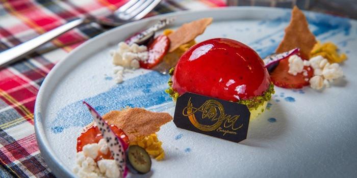 Dessert, Amina Modern European, Tsim Sha Tsui, Hong Kong