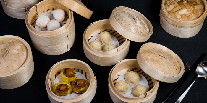 Dim Sum from The Pagoda at Marriott Marquis Queen