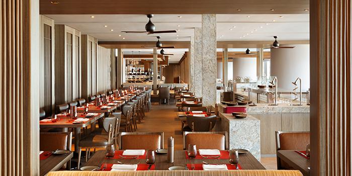 Dining Area, Big Bay Cafe, Hung Hom, Hong Kong