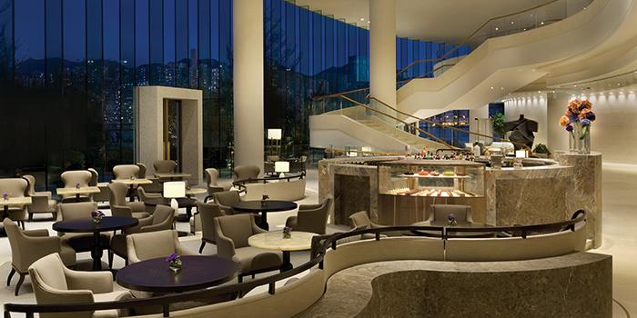 Dining Area, Lobby Lounge, Hung Hom, Hong Kong
