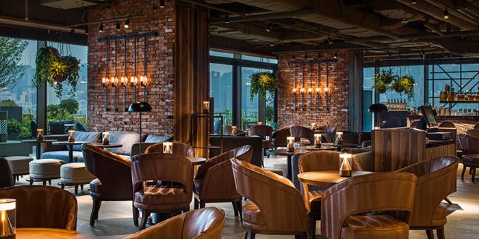 Dining Area, Red Sugar Bar, Hung Hom, Hong Kong