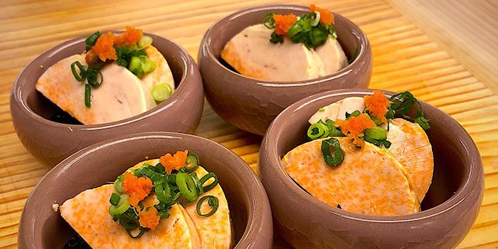 Dishes, Sushi Taki, Tsim Sha Tsui, Hong Kong