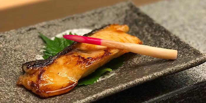 Fish, Sushi Taki, Tsim Sha Tsui, Hong Kong