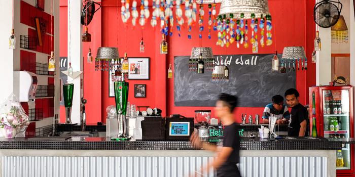 Interior 1 at Hog Wild, Serpong