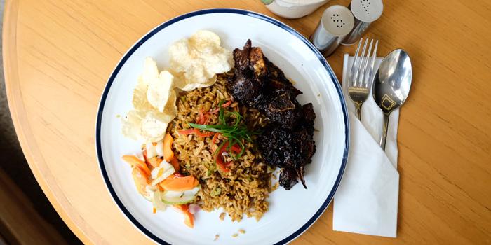 Dish 2 at Social Affair, Pantai Indah Kapuk