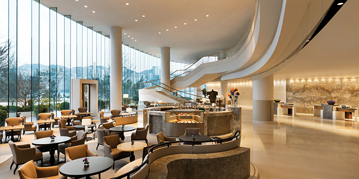 Interior, Lobby Lounge, Hung Hom, Hong Kong