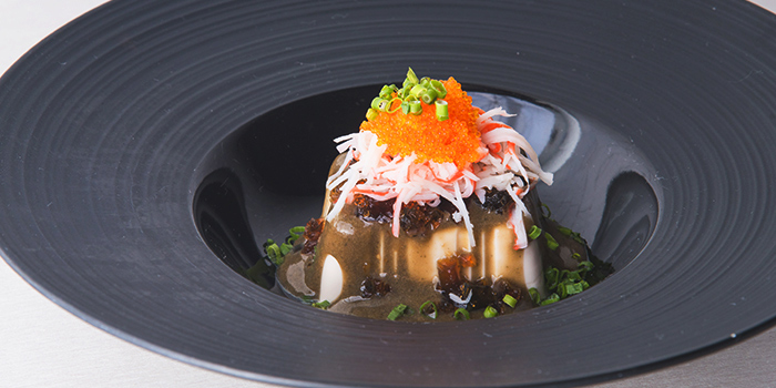 Japanese Pidan Tofu from Chug Chug Singapore in Tanjong Pagar, Singapore
