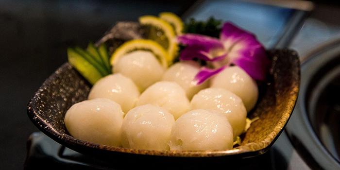 Meat Balls, Yang Xian Din Hot Pot, Jordan, Hong Kong