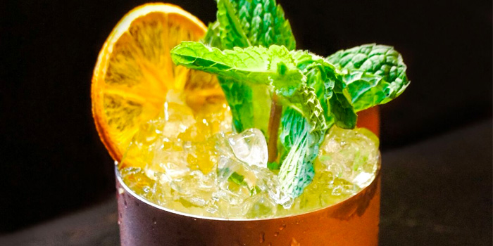 Blossom Mojito from Alley Bar at Peranakan Place in Orchard, Singapore