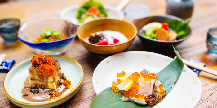 Omakase from Matsuya Dining at Beach Centre in Bugis, Singapore