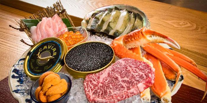 Premium Platter from Sushi Jiro at Marina Mandarin in City Hall, Singapore