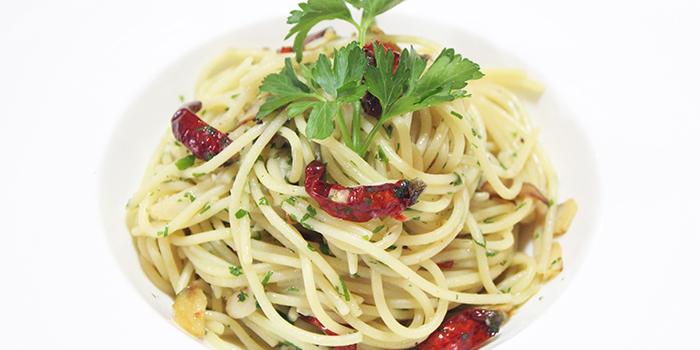 Spaghetti, Mirror & Vegan Concept, Central, Hong Kong